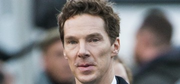 Benedict Cumberbatch is a posh, substance-abusing jackass in the 'Melrose' trailer
