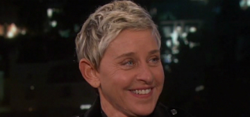 Ellen responds to Eric Trump's conspiracy theory: 'What is Deep State?'