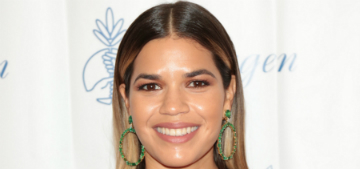America Ferrera: 'Growing up with the name America is not easy'