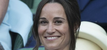 Pippa Middleton's breakfast will never include 'pancakes with bacon and maple syrup'
