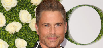 Rob Lowe promotes Atkins 'It is a sustainable long-term easy lifestyle'