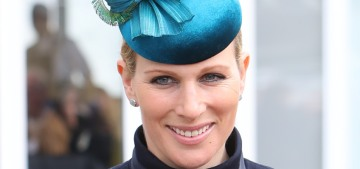 Zara Phillips & Mike Tindall are expecting again, a year after her miscarriage