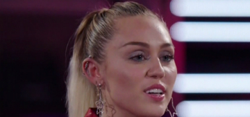 Miley Cyrus helped a Voice contestant find an apartment and paid six months' rent