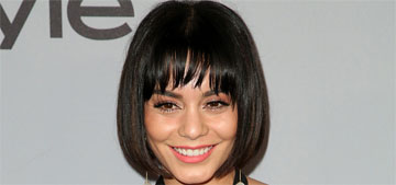 Vanessa Hudgens in Chanel at a Globes Party: classic or dowdy?