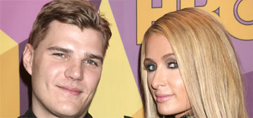 Paris Hilton upped her security since getting that $2 million engagement ring