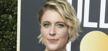 Greta Gerwig said vague words when asked if she regrets working with Woody Allen