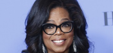 Is Oprah Winfrey truly considering a 2020 presidential run?  Why not?