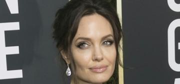 Angelina Jolie ignored Jennifer Aniston while Dakota Johnson tried to watch