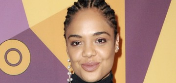 """""""Tessa Thompson isn't here to be pitted against Lena Dunham, okay?"""" links"""