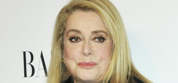 Catherine Deneuve & 100 Frenchwomen think #MeToo will lead to the end of flirting