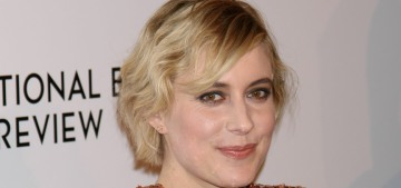 Greta Gerwig regrets working with Woody Allen: 'I will not work for him again'
