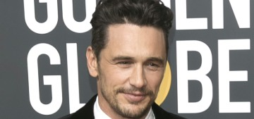 The NY Times canceled James Franco's TimesTalk because… well, you know