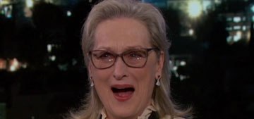 Meryl Streep on Mariah Carey at the Globes: 'bitch stole my seat'