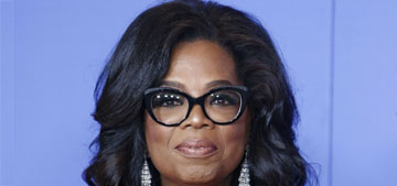 Oprah Winfrey's home damaged by mudslides after California fires