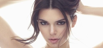 Kendall Jenner: 'We don't work any less hard than the '90s models did'