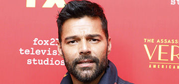 Ricky Martin: I want people to see my family & say 'There's nothing wrong with that'