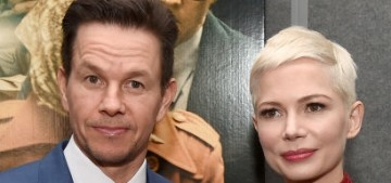 Mark Wahlberg was paid more than Michelle Williams because of a contractual issue