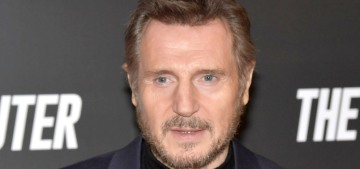 Liam Neeson has some really terrible & patronizing thoughts on sexual predators