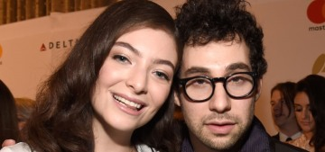 Did Jack Antonoff have a jumpoff from Lena Dunham & is Lorde the jumpoff?
