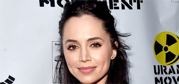 Eliza Dushku describes being abused at age 12 by a stuntman, who claims Eliza had a crush