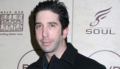 David Schwimmer slams British food