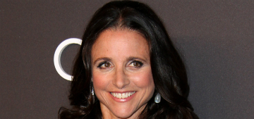 Julia Louis-Dreyfus' sons celebrate her final chemo treatment with Beat It video