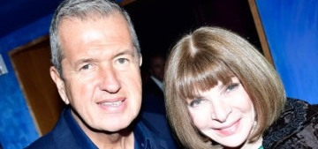 Bruce Weber & Mario Testino accused of abusing & harassing 28 models, assistants