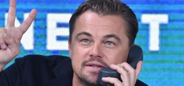 Leo DiCaprio signs on to Quentin Tarantino's Charles Manson movie: ugh?