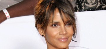 Halle Berry in Reem Acra at the NAACP Image Awards: ageless or inappropriate?