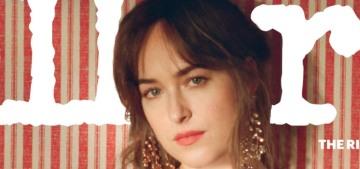 How terrible is Dakota Johnson's Allure cover for the February issue?