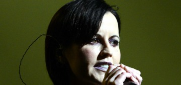 """""""Rest in peace, Cranberries' lead singer Dolores O'Riordan"""" links"""