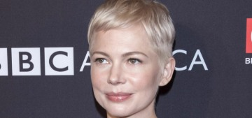 Michelle Williams might be engaged to her low-key 50-year-old boyfriend