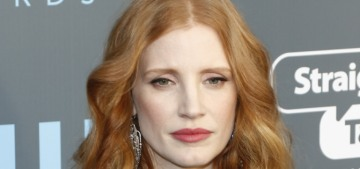 Jessica Chastain: 'Bullies are actually weak; they don't go after strong people'