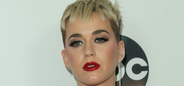 Katy Perry admits to fillers: 'I got injections under my eyes for the hollowing'