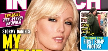 Stormy Daniels describes her 2006 sex with Donald Trump as 'textbook generic'