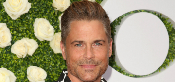 Rob Lowe on the mudslides in Montecito: I can't get beyond the sadness