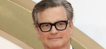 Colin Firth on Woody Allen: 'I wouldn't work with him again'