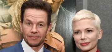 Mark Wahlberg was paid almost ten times more than Michelle William for 'ATMITW'