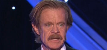 William H Macy: 'It's hard to be a man these days… we're under attack'