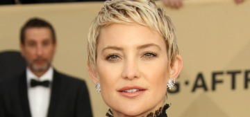 Kate Hudson in Valentino at the SAG Awards: the worst dress of the evening?