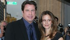 "Kelly Preston knew she'd marry John Travolta after seeing ""Grease"" posters"