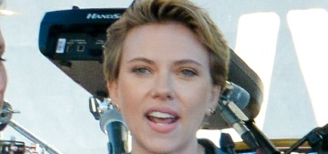 Scarlett Johansson calls out James Franco, then she gets called out for hypocrisy