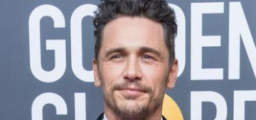 James Franco is 'disappointed' but 'somewhat relieved' he didn't get an Oscar nom