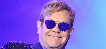 Elton John is retiring from the stage after a 300-date farewell tour