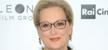 Meryl Streep cast as Perry's mother in the second season of 'Big Little Lies'