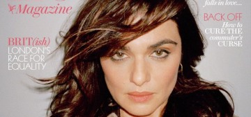 Rachel Weisz: 'I never thought I would get married. It was not an ambition of mine'