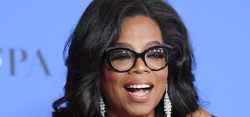 Oprah Winfrey on running for president: 'I don't have the DNA for it'