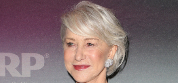 Helen Mirren to star as Catherine The Great in HBO miniseries