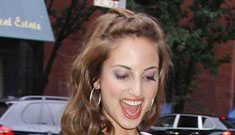 Alexa Ray Joel could tell her dad Billy Joel was about to get divorced
