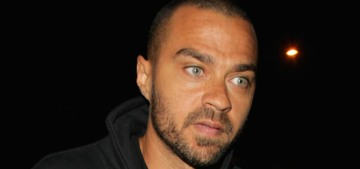 Jesse Williams & Minka Kelly are over, but don't worry, he's already got a new girlfriend